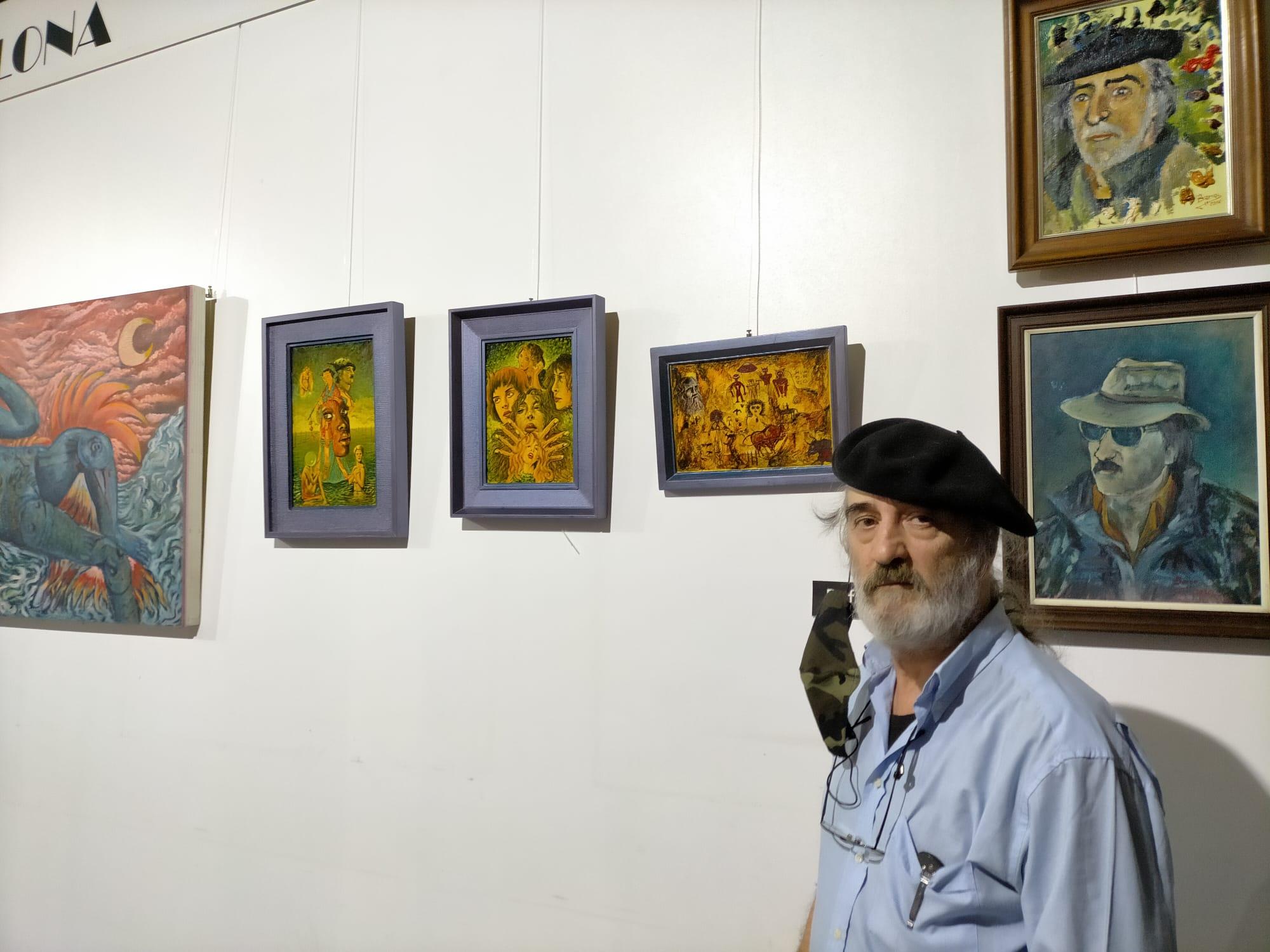 Exposició Rafael Fernández Barco