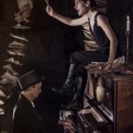 Fotografia de l'obra de teatre 'George Sand'
