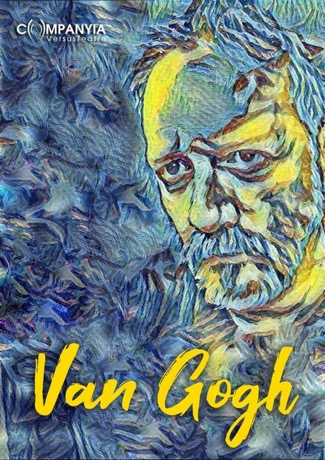 Cartell Van Gogh