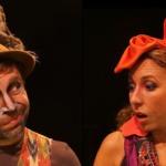 """Imatge de l'obra de Teatre """"Els Músics de Bremen"""""""