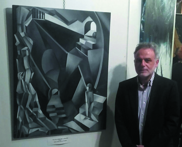 Exposició Sergio Moreno Miraglia