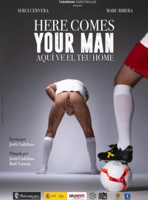 Cartell de Here Comes Your Man